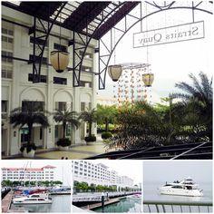 Straits Quay, Penang - Malaysia Mansions, House Styles, Travel, Home Decor, Viajes, Decoration Home, Manor Houses, Room Decor, Villas