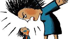 """Por Luzinete R. C. Carvalho (Psicanalista) - 08 Janeiro 2015 - Visão Clara Na verdade crianças não """"tiram os adultos do sério"""". Adultos já estão """"fora do sério"""". Adultos vivem """"fora do sério"""" por q..."""