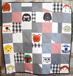 Firetruck  Quilt Kit-All Precuts-FiretruckFire Fabric-Easy and Fast-Large Throw Size-Firetruck Fans Will Love!