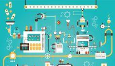 Les usines intelligentes contribueront pour 500 milliards de dollars à l'économie mondiale au cours des cinq prochaines années