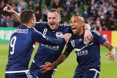 Asian Champions League: Besart Berisha and Archie Thompson put...: Asian Champions League: Besart… #AsianChampionsLeague #MelbourneVictory