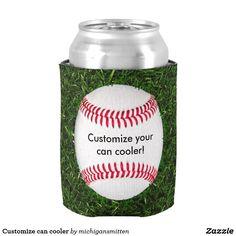 Customize can cooler