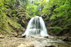 Wasserfall im Josefstal Alpenregion Tegernsee Schliersee | Tannerhof Naturhotel und Gesundheitsresort in den bayrischen Bergen
