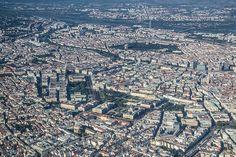 Wien aus der Vorgelperspektive
