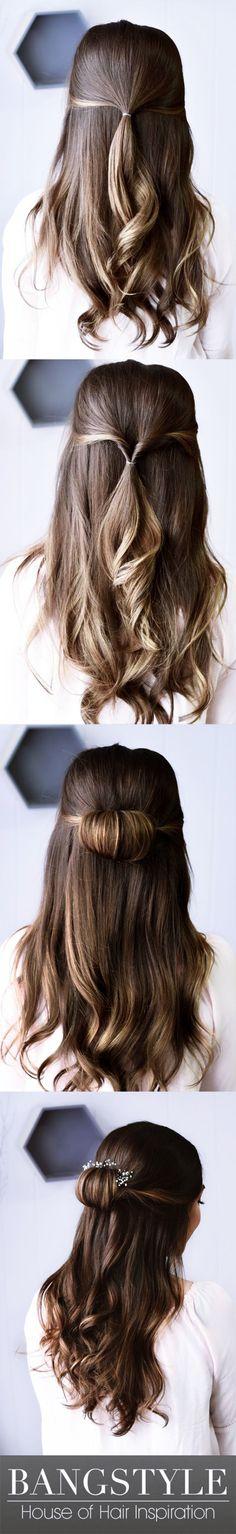 nouvelles et faciles-coiffures-à-essayer