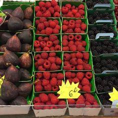 incredible berries from Roseraie de Grenelle
