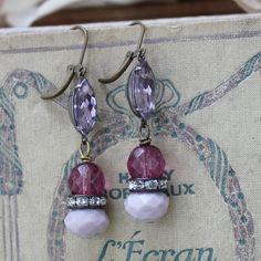 Lilac Ear Drops
