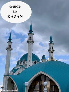 Visit Kazan, the glorious city that represents Russia's Tsarist past. There is plenty to see and to do while staying in Kazan. You find complex palaces, beautiful churches, and a lot of cultural. Kazan is a pure Russian city with incredible beauty and heart.
