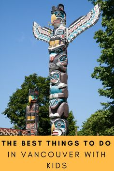 The Best Things To Do In Vancouver Canada With Kids | Family Travel |Travel With Kids Travel With Kids, Family Travel, Family Trips, Group Travel, Family Vacations, Travel Shirts, Travel Deals, Travel Tips, Travel Guides