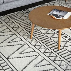 Cheap indian rugs, Buy Quality wool kilim directly from China design carpet Suppliers: 100% wool Kilim Carpet geometric Bohemia Indian Rug plaid black white grey striped Modern contemporary design Iran Nordic style