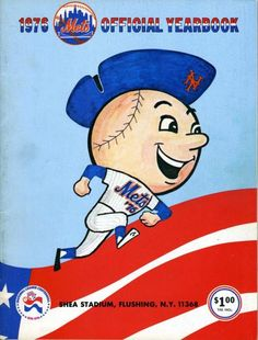 1975 all star game | ... York Mets Yearbook w Team Poster 1975 All Star Game Centerfold | eBay
