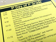 What does a day look like in my classroom? How do we organize and structure our time together? These are two of the most common questions I receive each week, so today I wanted to share with you a basic overview of our daily schedule (barring no interruptions). Throughout this post, I've linked lots of...