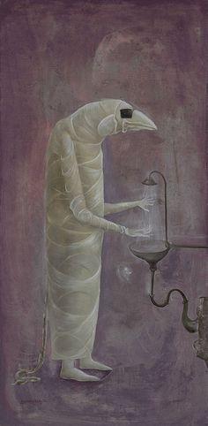 Leonora Carrington - Surgeon