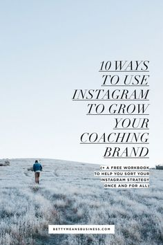 Wondering if using Instagram is worth your while to growing your business? Read on for my experience and top tips to grow your Insta community.
