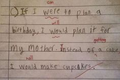 SINGAPORE - A Primary 1 pupil's answer to an English composition assignment has sparked a lively online debate, after a photo of it was shared widely on social media.. Read more at straitstimes.com.