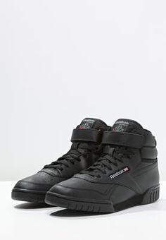 Homme Reebok Classic EX-O-FIT - Baskets montantes - black noir: 85,00 € chez…