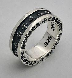 0a80f33a61f1 Authentic Chrome Hearts CH Plus Mini Ring