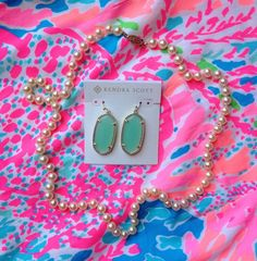 lilly, kendra & pearls