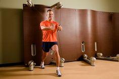 Strength training program for mature men. #men'shealth #aging #strength