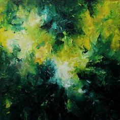 """Saatchi Art Artist Natalia Esanu; Painting, """"abstract"""" #art"""