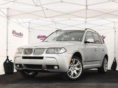 BMW X3 3.0si AWD 2008 I6 3.0L/183 http://www.offleaseonly.com/used-car/BMW-X3-30si-AWD-WBXPC934X8WJ02961.htm?utm_source=Pinterest_medium=Pin_content=2008%2BBMW%2BX3%2B3.0si%2BAWD_campaign=Cars