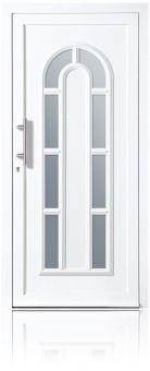 Ob modern oder klassisch, für jeden Typ bieten wir die passende Haustür.