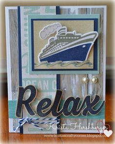 Krista's Crafty Corner: New Product Blog Hop - Seasonal Expressions 2 book at CTMH