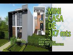 Loft House, Tiny House, Tiny Loft, Ideas Para, House Plans, Floor Plans, How To Plan, Landscape, Architecture