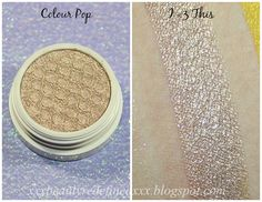 BeautyRedefined by Pang: Colour Pop Eyeshadows Swatches