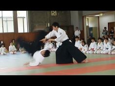 白川竜次先生 Shirakawa Ryuji sensei (2014.5.18) Aikido Demonstration【highlight 】