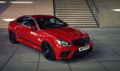 Tuning : Mercedes Classe C par Prior Design