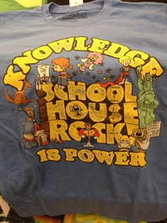 Target knows what's up. Schoolhouse Rocks!