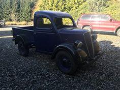 Fordson 1952