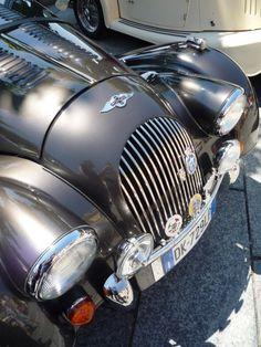 pinterest.com/fra411 #classic #car - morgan de toi