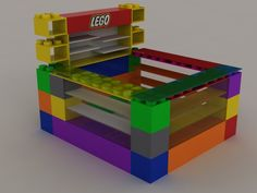 stand lego