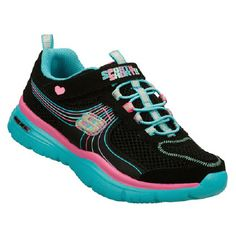 Skechers Hovers Pre/Grd Shoes (Black/Multi) - Kids' Shoes - 13.0 M