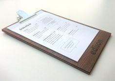 modularplus / edison speisekarten Speisenkarten Designs, Buffet, Coffee Menu, Menu Cards, Shop Ideas, Coffee Shop, Print Design, Table Decorations, Inspiration