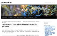 Blog Alice Varajão : 'Caravana dos Vinhos do Tejo' - 'Grande Prova Anual de Vinhos do Tejo'. Com Wine Senses.