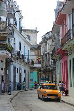 Havana, Cuba | Austin Adventures via Flickr