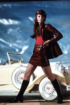 In Photos: The Best of '70s Fashion  - HarpersBAZAAR.com
