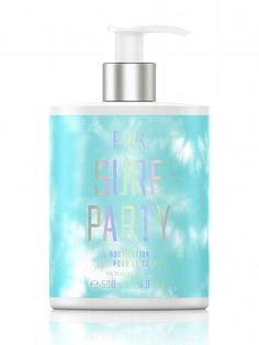 PINK NEW! Surf Party Body Lotion #VictoriasSecret http://www.victoriassecret.com/pink/beauty/surf-party-body-lotion-pink?ProductID=110822=OLS?cm_mmc=pinterest-_-product-_-x-_-x