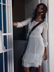 Burda Style: Damen - Kleider - Sommerkleider - Kleid - Rüschen