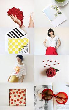 Oh Happy Days! by Mina
