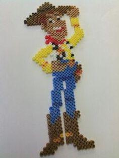 sandylandya@outlook.es  Toy Story Woody perler beads by Fenlos