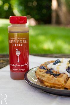 #Vegan Apple Syrup: BeeFreeHonee