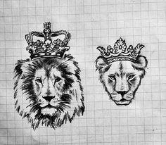 Todo rey necesita a su reina.