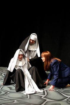 Agnes of God ran at the Sharadin Bigler Theatre in June 2014.