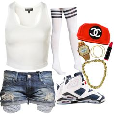 """""""Untitled #286"""" by neekcole on Polyvore"""