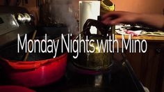 """Monday Nights with Mino """"As the Kettle Boils"""" Season Episode 6"""