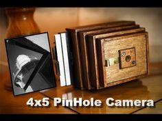 The final part in the 13 part series for building a pinhole camera from scratch. All designed around a Double Dark Slide. Diy Pinhole Camera, Camera Art, Camera Hacks, Camera Photography, Photography Tutorials, Photography Tips, Camera Obscura, Diy Tutorial, Cool Pictures
